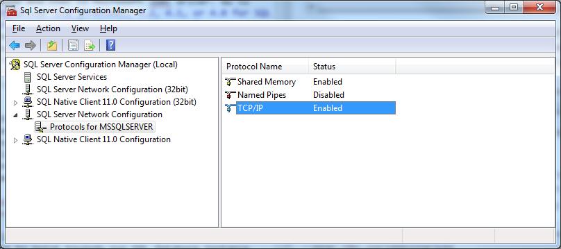 SonarQube on Windows and MS SQL – Mummy's blog