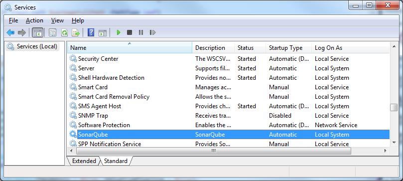 services-sonar