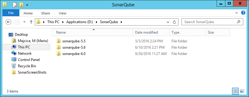 Upgrading SonarQube to a newer version – Mummy's blog