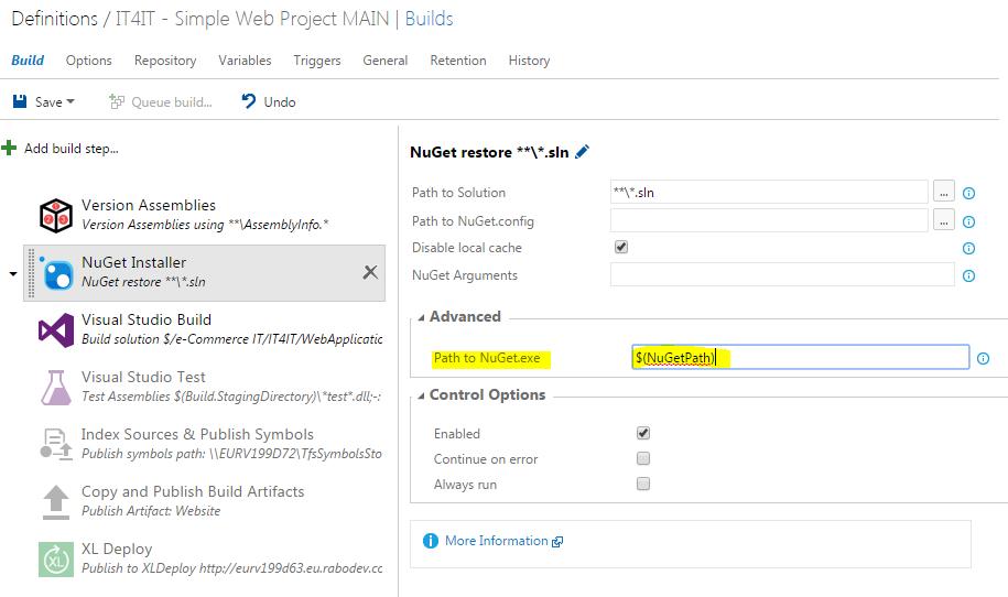 nuget-installer-build-step